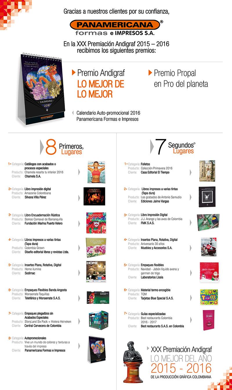 premios 2015-2016
